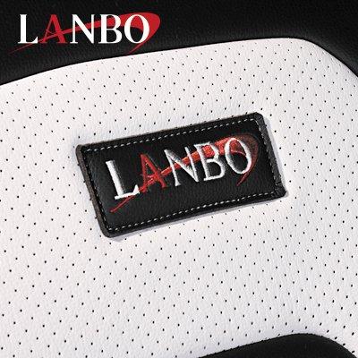 画像1: LANBO レザーシートカバー Type VOID キャラバン NV350[E26]