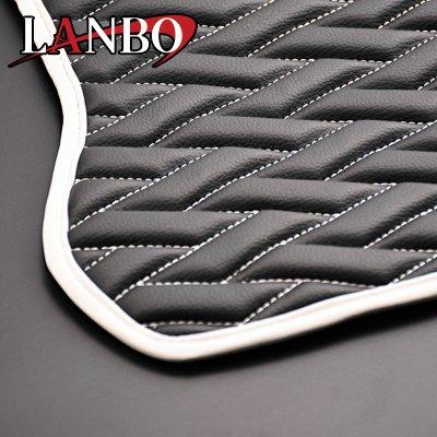 画像1: LANBO エンジンフードカバー Type LUXE 200系ハイエースワイドボディー