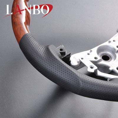 画像3: LANBO オリジナルステアリング ガングリップ  [ハイエース 200系3型]