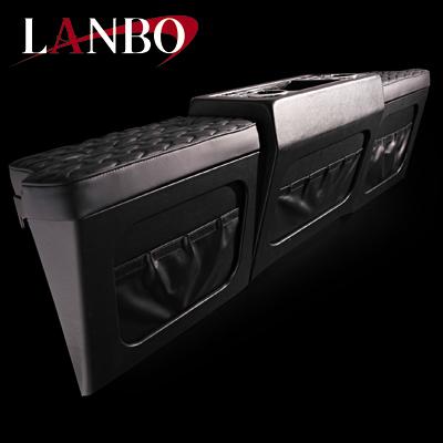 画像1: LANBO セカンドキャビネット Type LUXE 200系ハイエースワイド用 (1)
