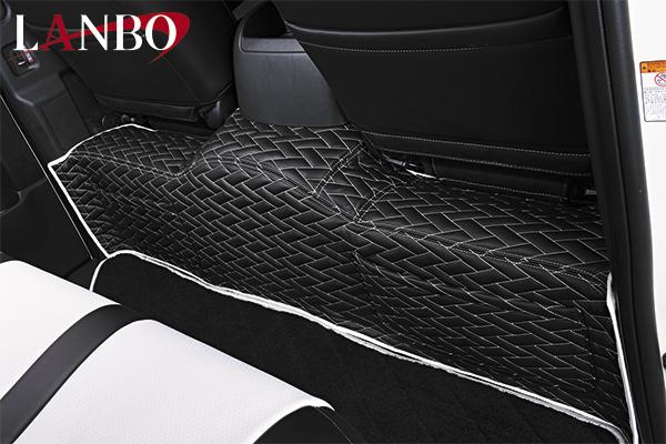 画像1: LANBO セカンドデッキカバー Type LUXE 200系ハイエースワイドボディー (1)
